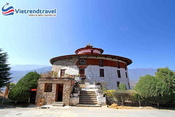 bao-tang-quoc-gia-taa-dzong-bhutan-vietrend-travel